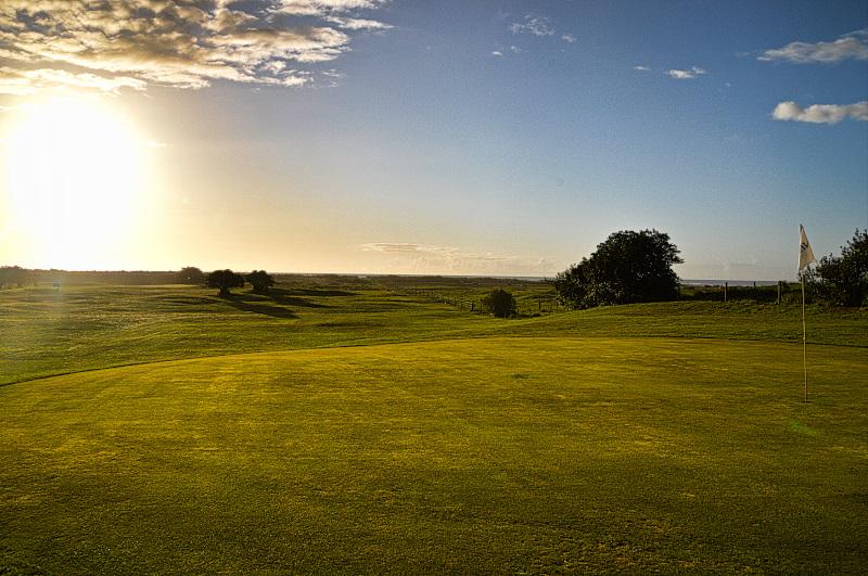 Plateau, the ninth at Karamea Golf Club
