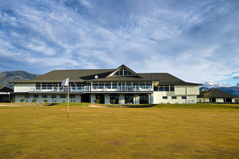 The Clubhouse at Nelson Golf Club