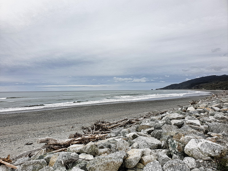 Greymouth Campground The best campgrounds on the South Island of New Zealand