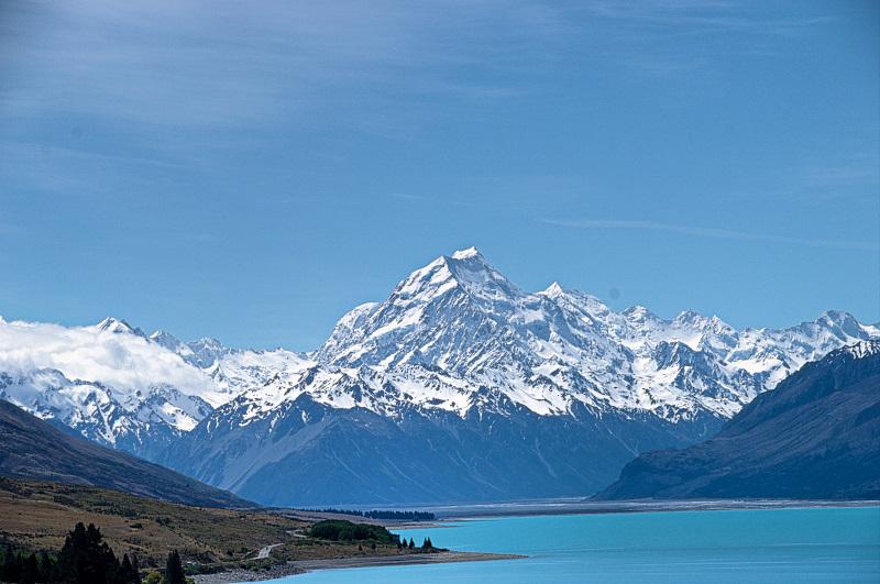 Stunning Lake Pukaki