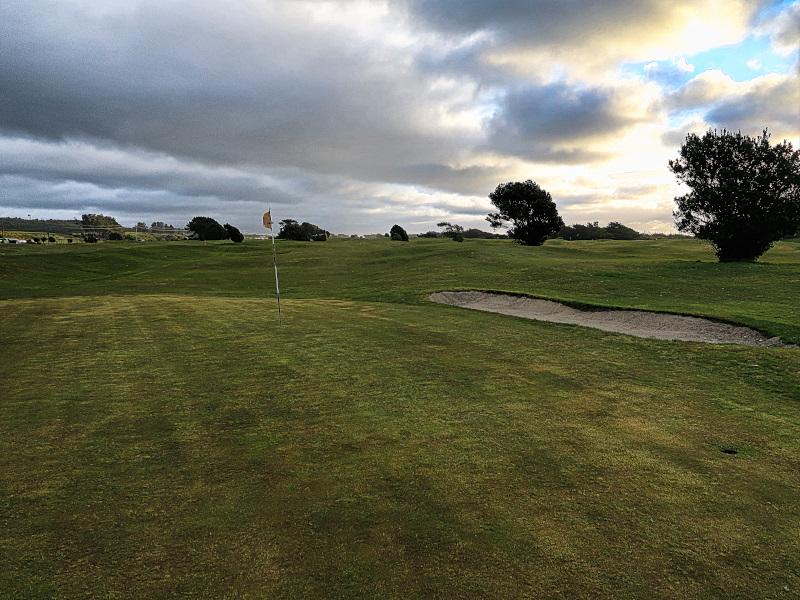 Home at Hokitika Golf Club