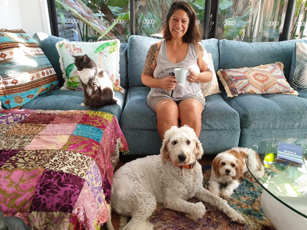 Our last housesit in Jervis Bay