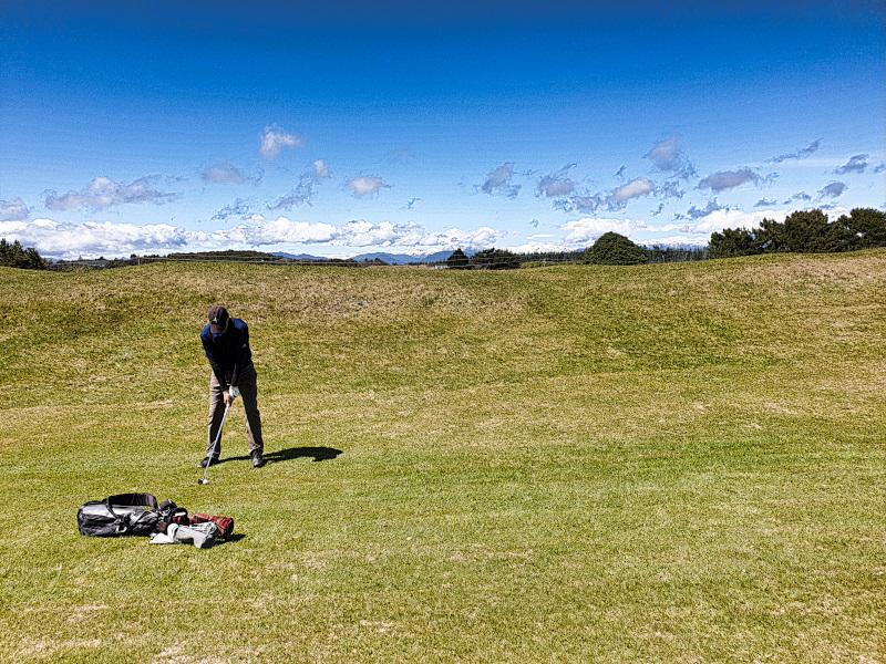 Ruatapu at Hokitika Golf Club