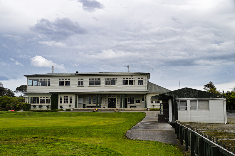 The Clubhouse at Invercargill Golf Club