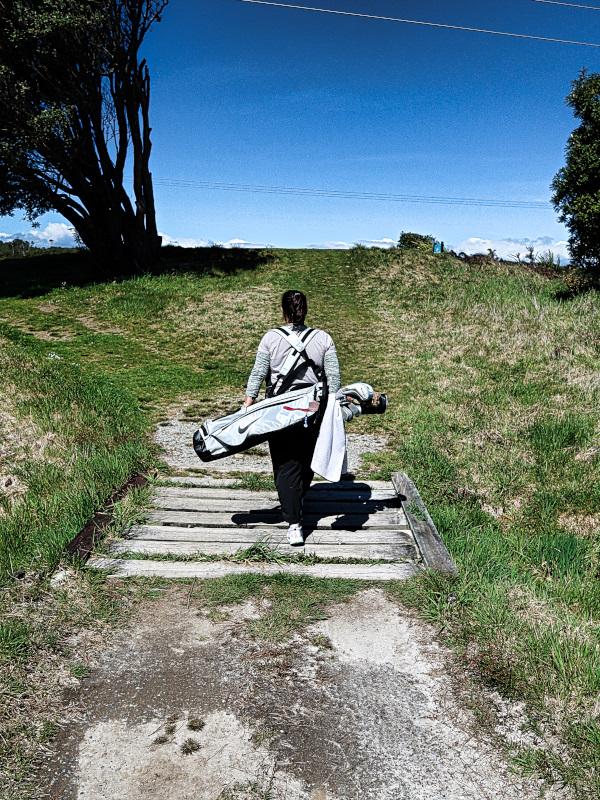 Westward Ho at Hokitika Golf Club