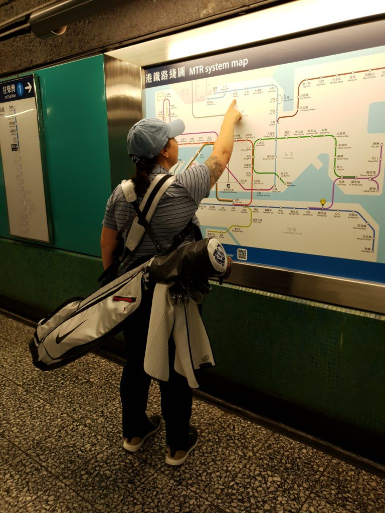 Checking the MTR
