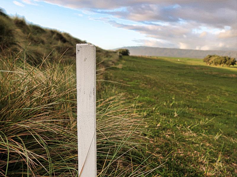Karamea Golf Club's Tasman hole