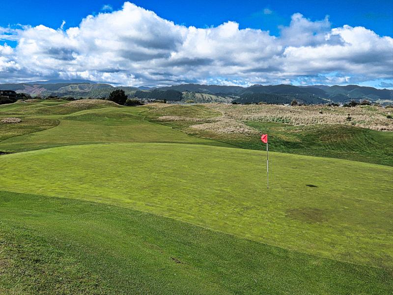 Paraparaumu Beach Golf Club Blind Faith