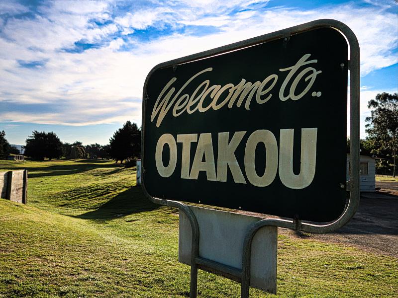 Welcome to Otakou Golf Club