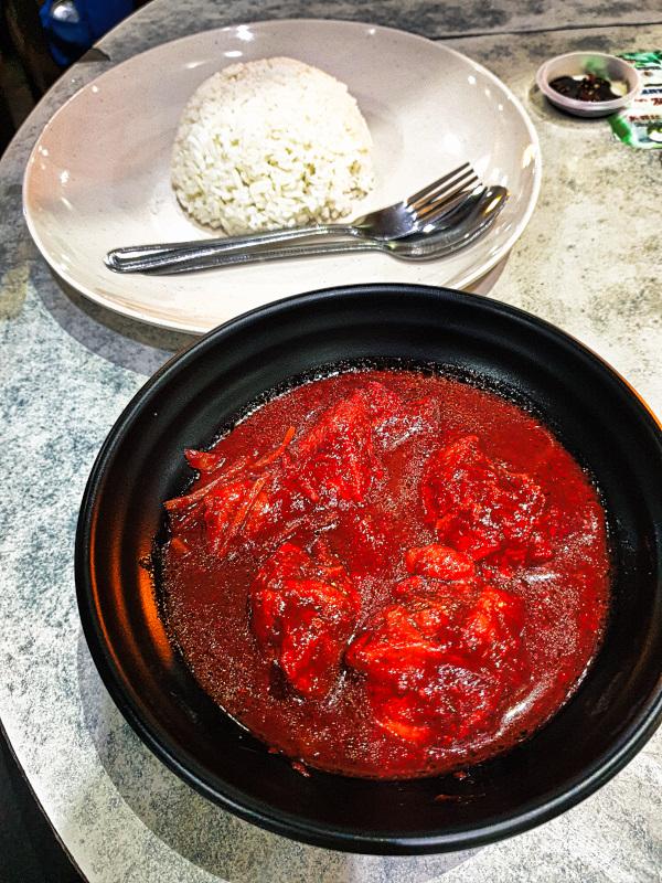 Red Yeast Chicken