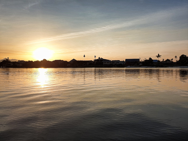 Kuching Sarawak Sunset Tour