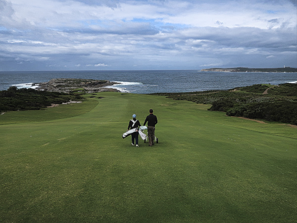 A cherished memory at The New South Wales Golf Club