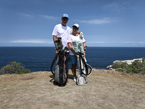 Bondi Golf and Diggers Club- a true hidden gem!