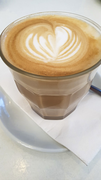 Coffee at Lily s