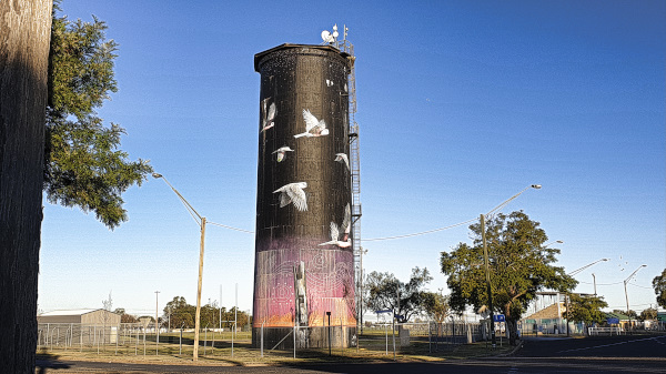 Coonamble Watertower