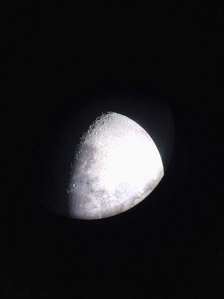 Dubbo Observatory Moon