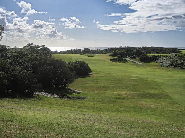 Having faith at The New South Wales Golf Club