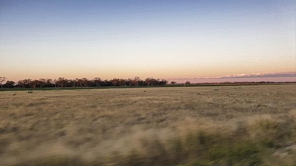 Hinterland drive