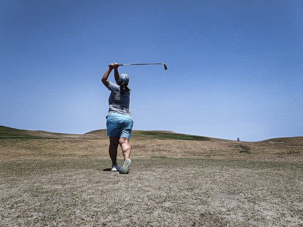 No distactions on eight at Bondi Golf and Diggers Club