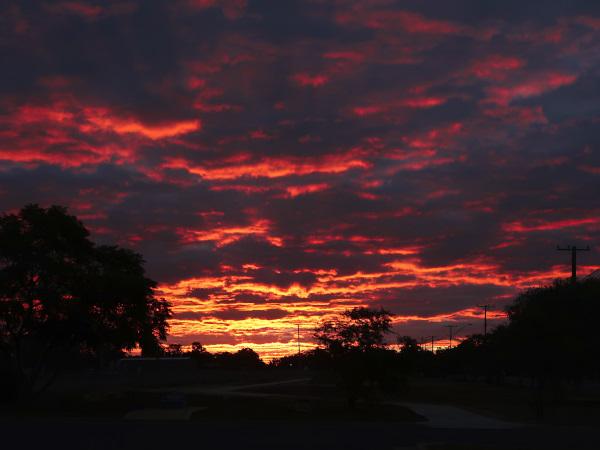 Nyngan Sunset
