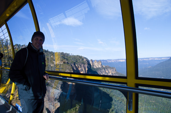 On the Scenic Skyway
