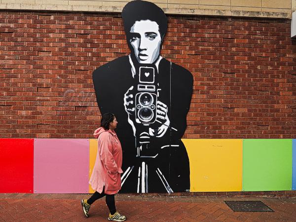 Parkes Street Art