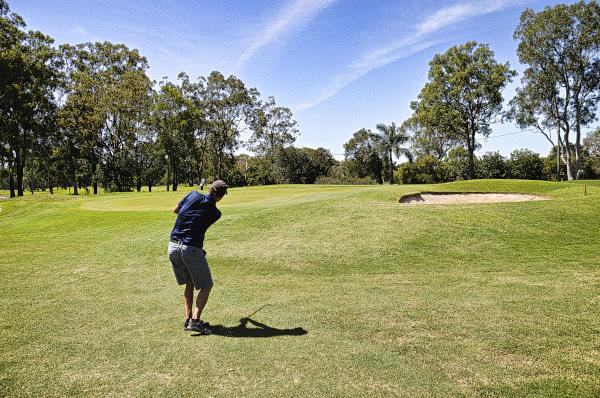 Short on Six at Virginia Golf Club