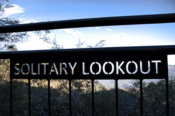 Solitary Lookout