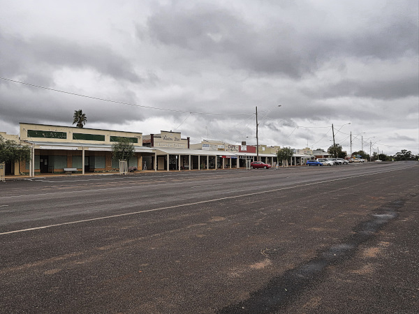 Trundle Widest Street