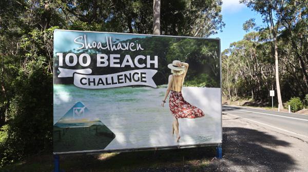 Shoalhaven 100 Beach Challenge
