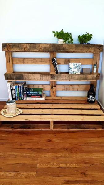 Our first self made shelf