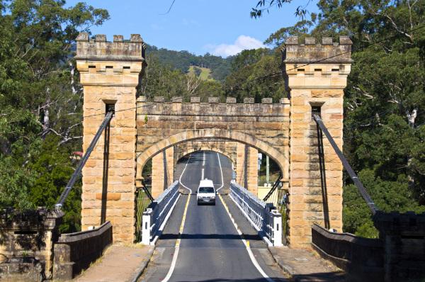Putu in Kangaroo Valley