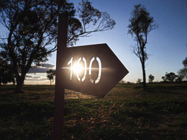 Chasing the sun at Coonamble Golf Club