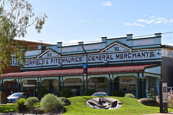 Corfield and Fitzmaurice General Merchants