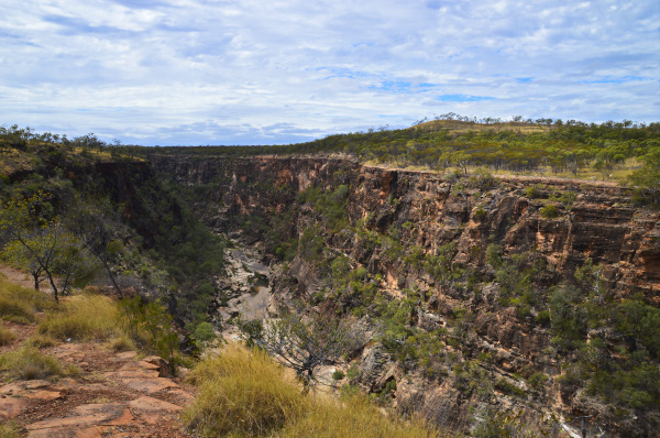 Amazing Gorge of the Porcupine National Park