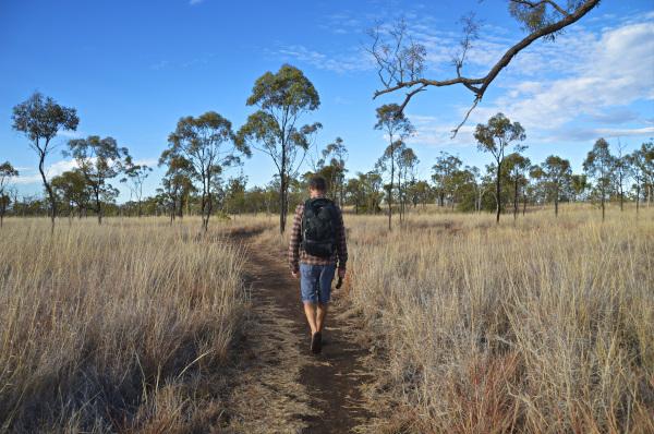 Our Bush Walk at Porcupine Gorge National Park