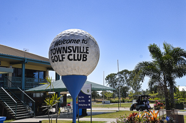 Welcome to Townsville Golf Club
