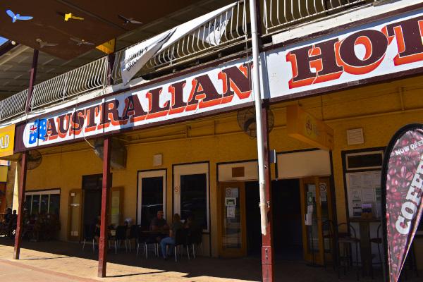 Winton Australian Hotel