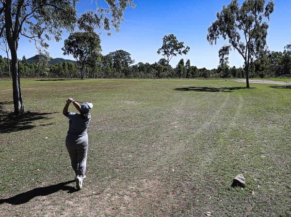 Ace cam on six at Brandybottle Golf Club