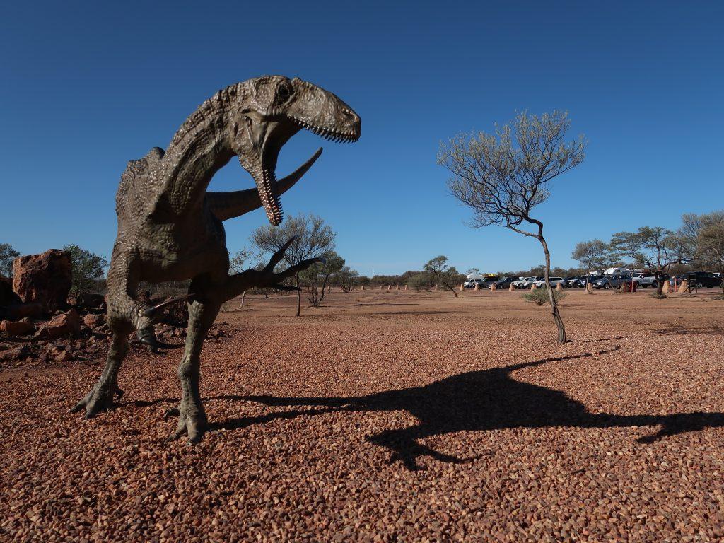 Australian Age of Dinosaur Museum