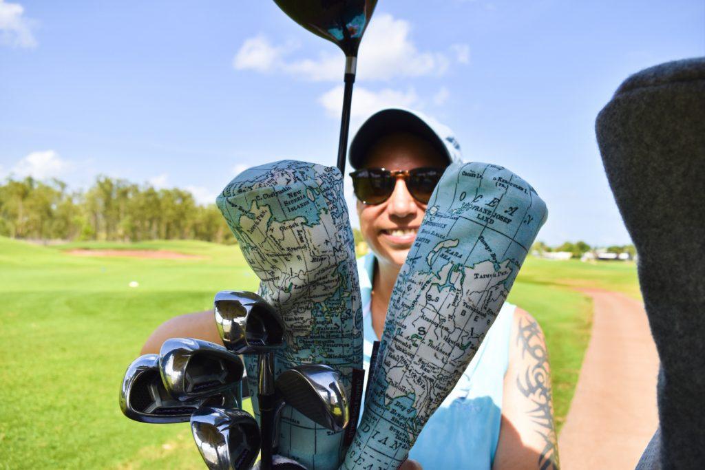 A great round of golf at Darwin Golf Club
