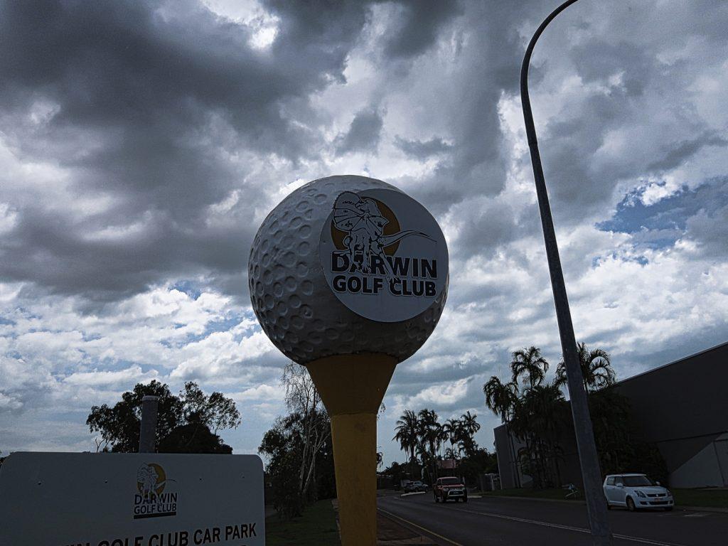 Welcome to Darwin Golf Club