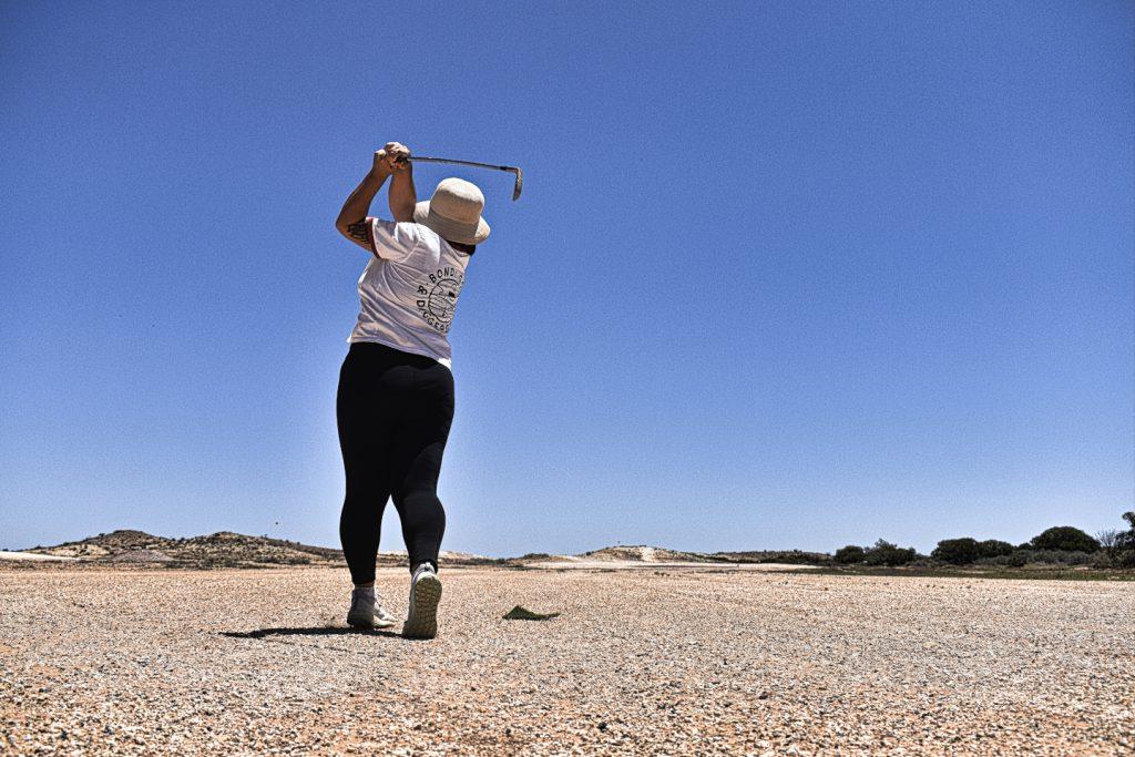 Fairways at Coober Pedy Opal Fields Golf Club