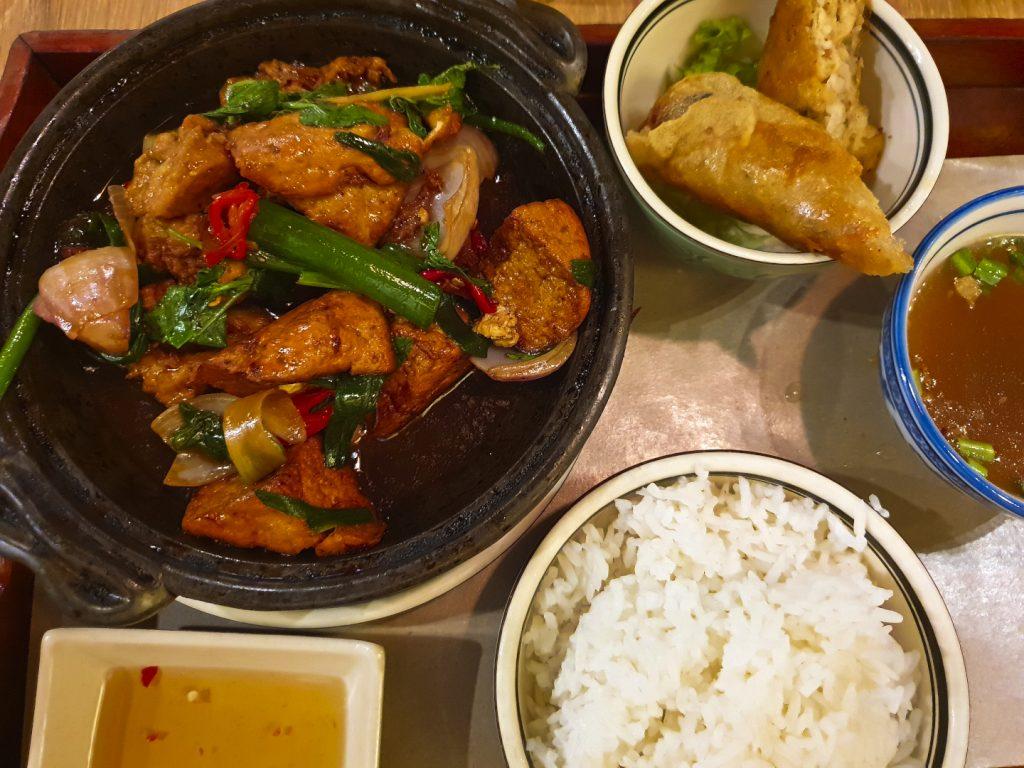 Delicious Food in Kuala Lumpur