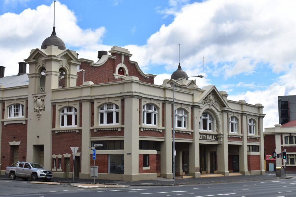 City Hall Hobart