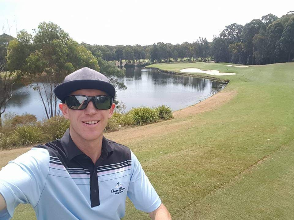 Catching up with Tyson Flynn at Terrey Hills