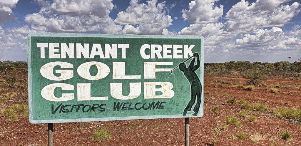 Welcome to Tennant Creek Golf Club