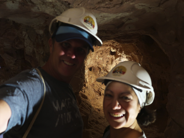 The Old Timers Mine Tour