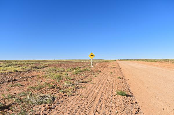 Dirt Roads at The Breakaways