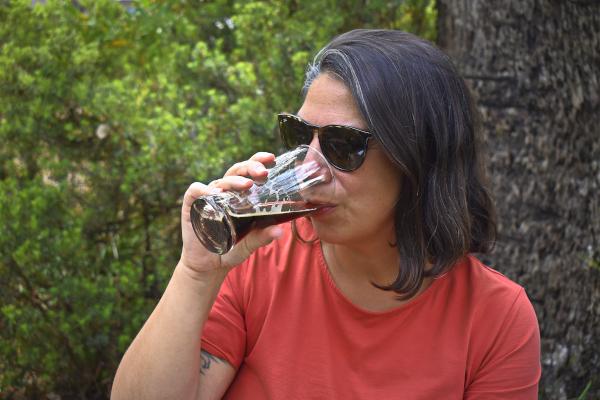 Beer tasting à la Menekse